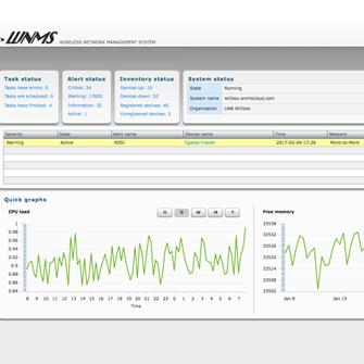Network Monitoring Software - Ligowave