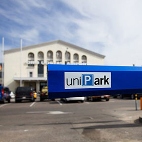 Unipark Smart Parking Solutions, Lithuania