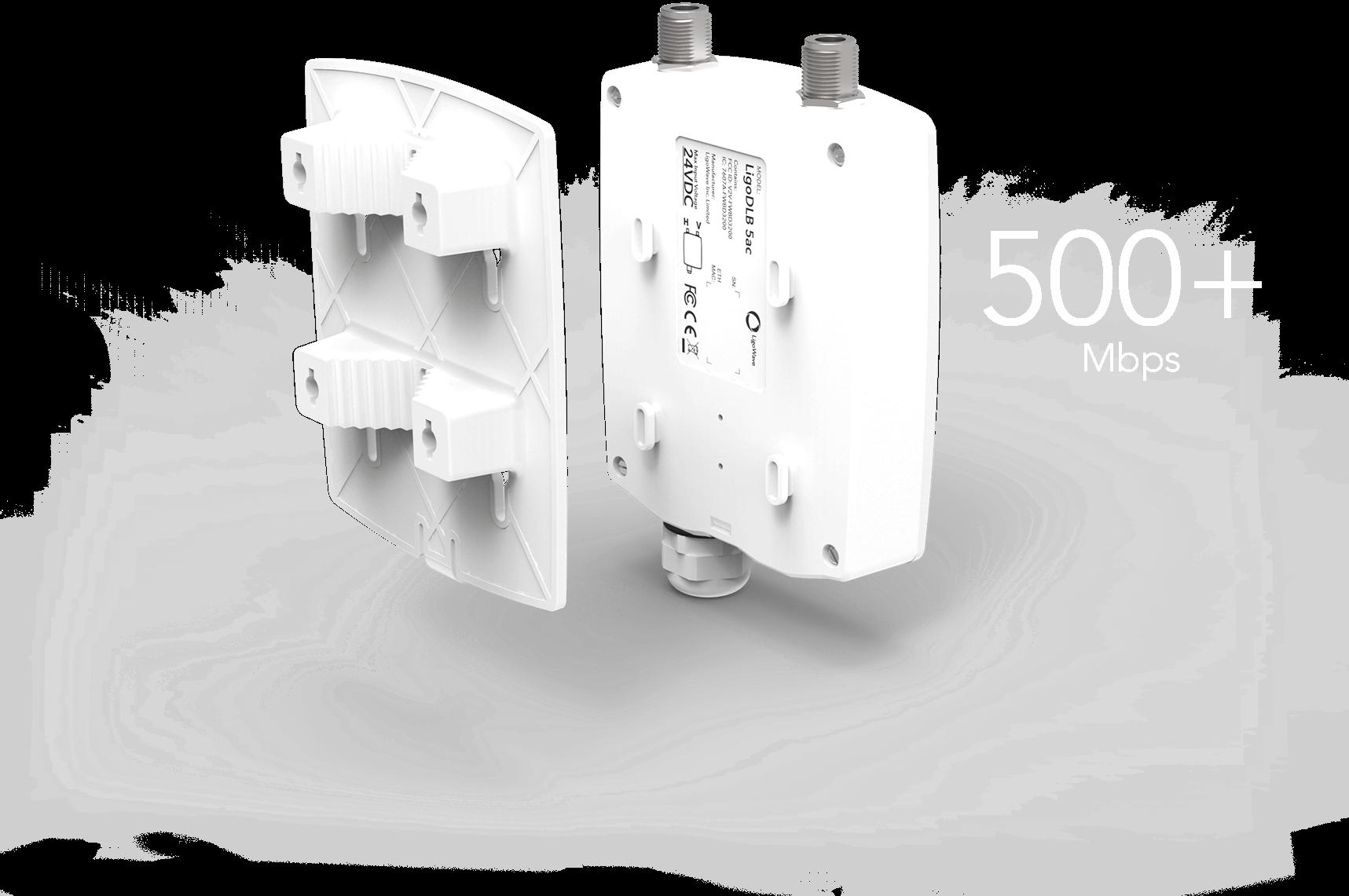 LigoDLB 5ac - Wireless Outdoor Device | LigoWave
